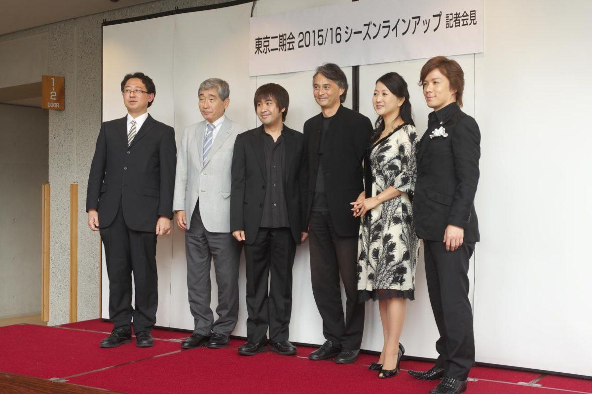 【速報・東京二期会2015/16 シーズンラインアップ】