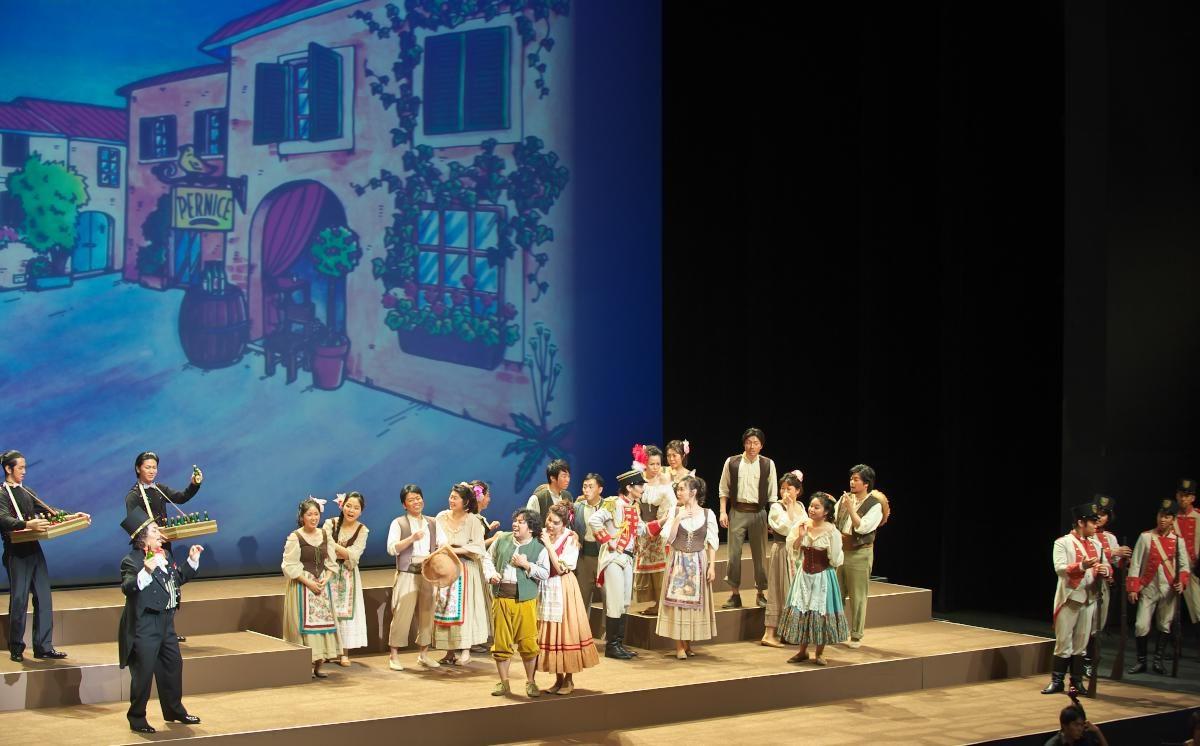 【公演レポート】サントリーホール オペラ・アカデミー公演《愛の妙薬》