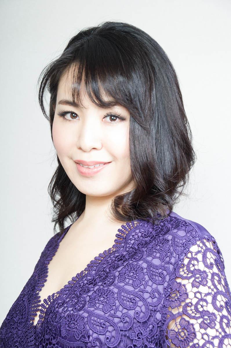 安藤赴美子(ソプラノ)