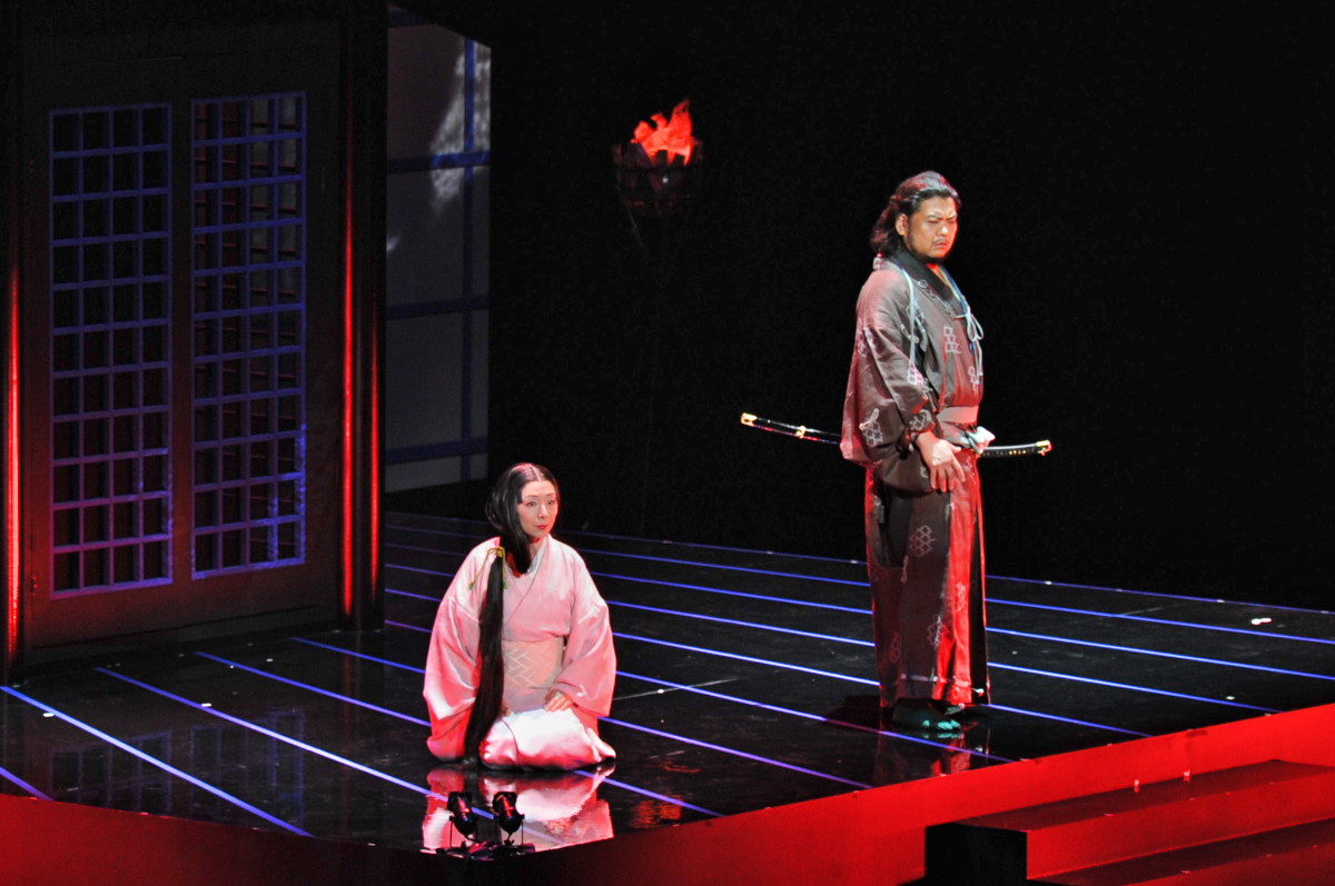 【公演レポート】日本オペラ協会《袈裟と盛遠》