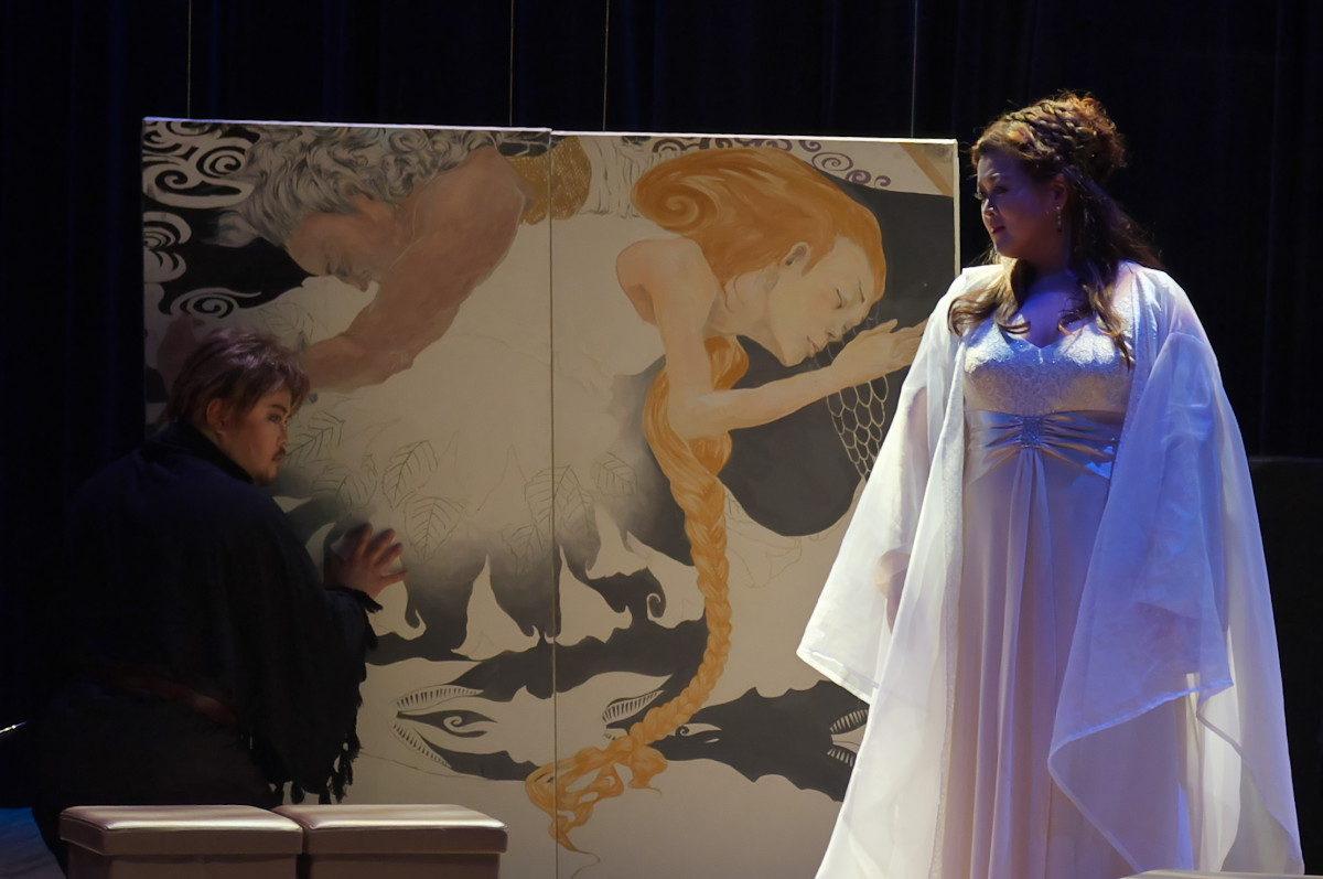 日本橋オペラ《トリスタンとイゾルデ》第二幕より