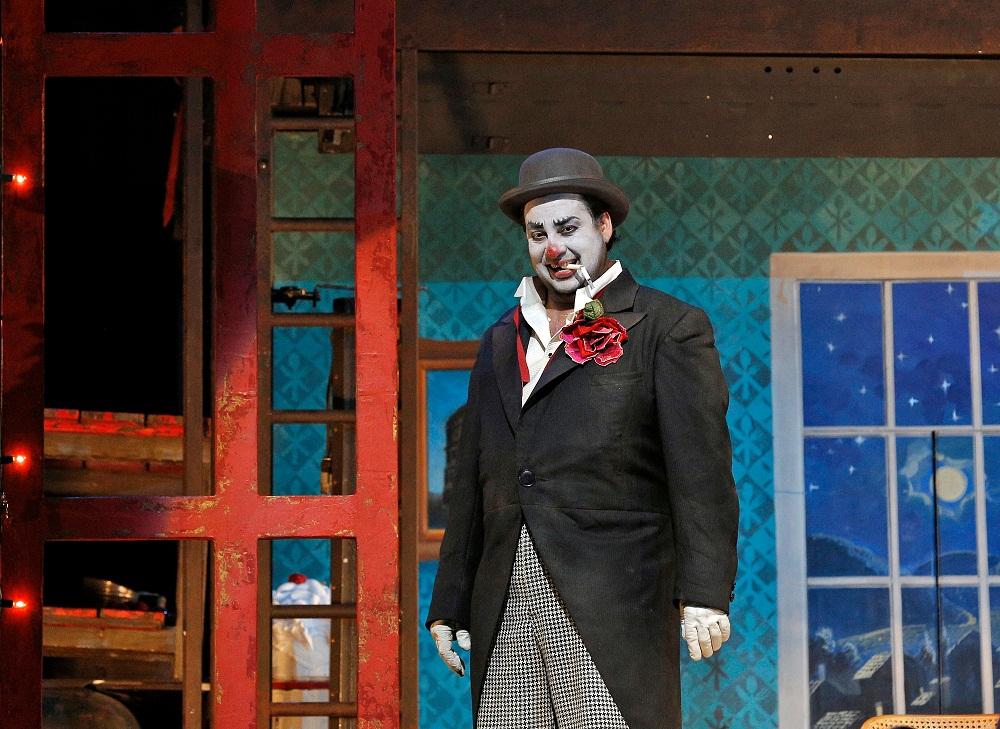 道化師 (C)Cory Weaver/ Metropolitan Opera