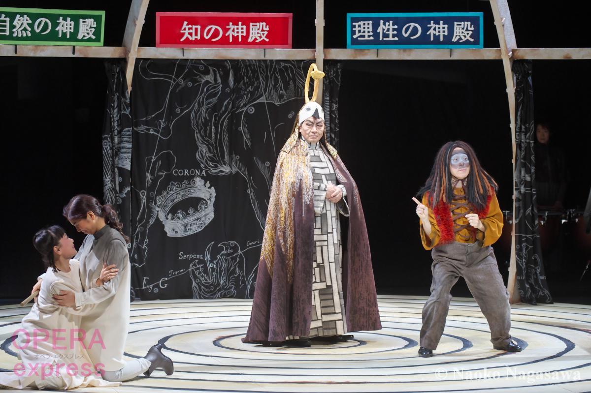 【公演レポート】モーツァルトも登場!ーーーオペラシアターこんにゃく座《魔法の笛》