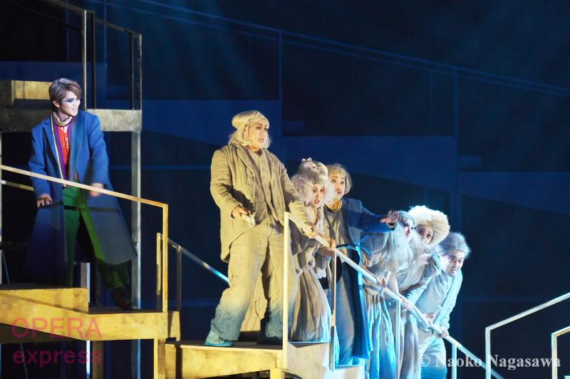 【公演レポート】日生劇場《ドン・ジョヴァンニ》―――現代に生きる等身大のヒーローの姿とは?自由奔放な若い貴族、ドン・ジョヴァンニ