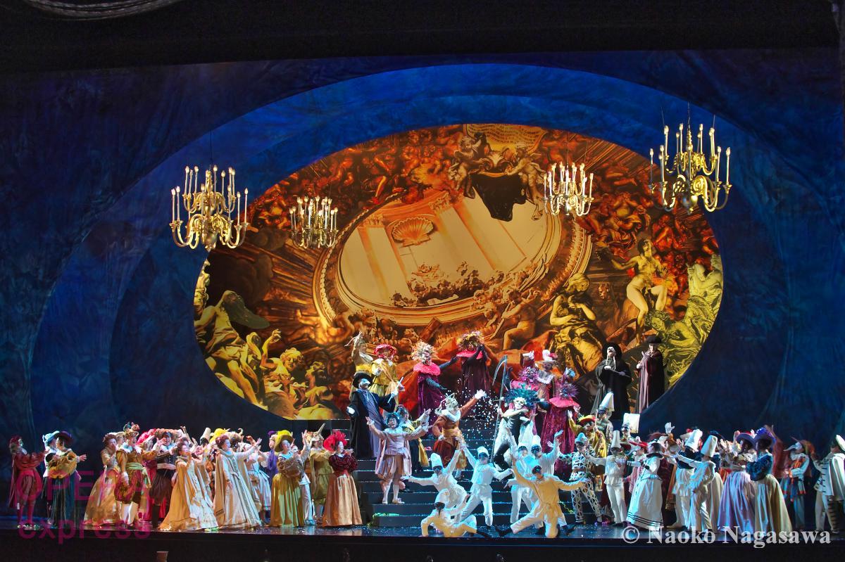 合言葉は「Morte」!?仮面で会いましょう—藤原歌劇団《仮面舞踏会》公演レポート&オペラ・ツアー
