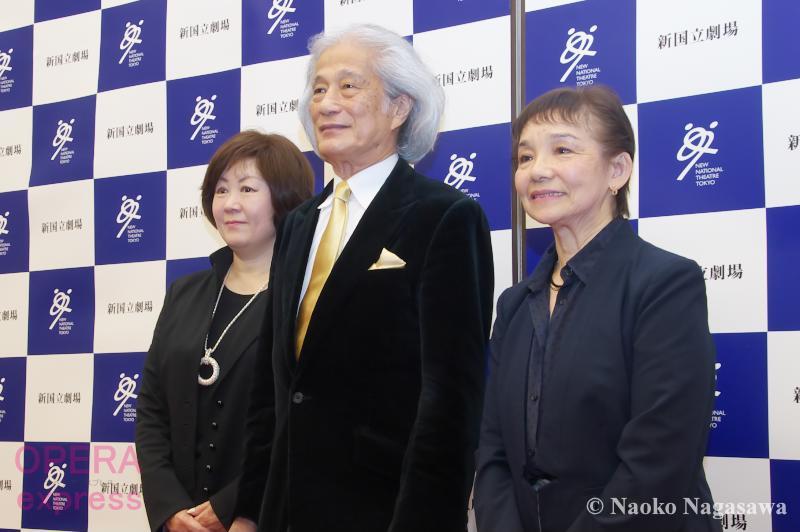 新国立劇場—2016/17シーズンラインアップ説明会—