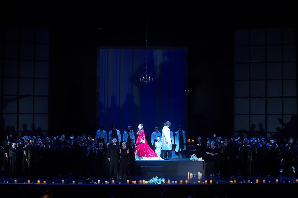 CITTADINO歌劇団第16期生公演《ロミオとジュリエット》