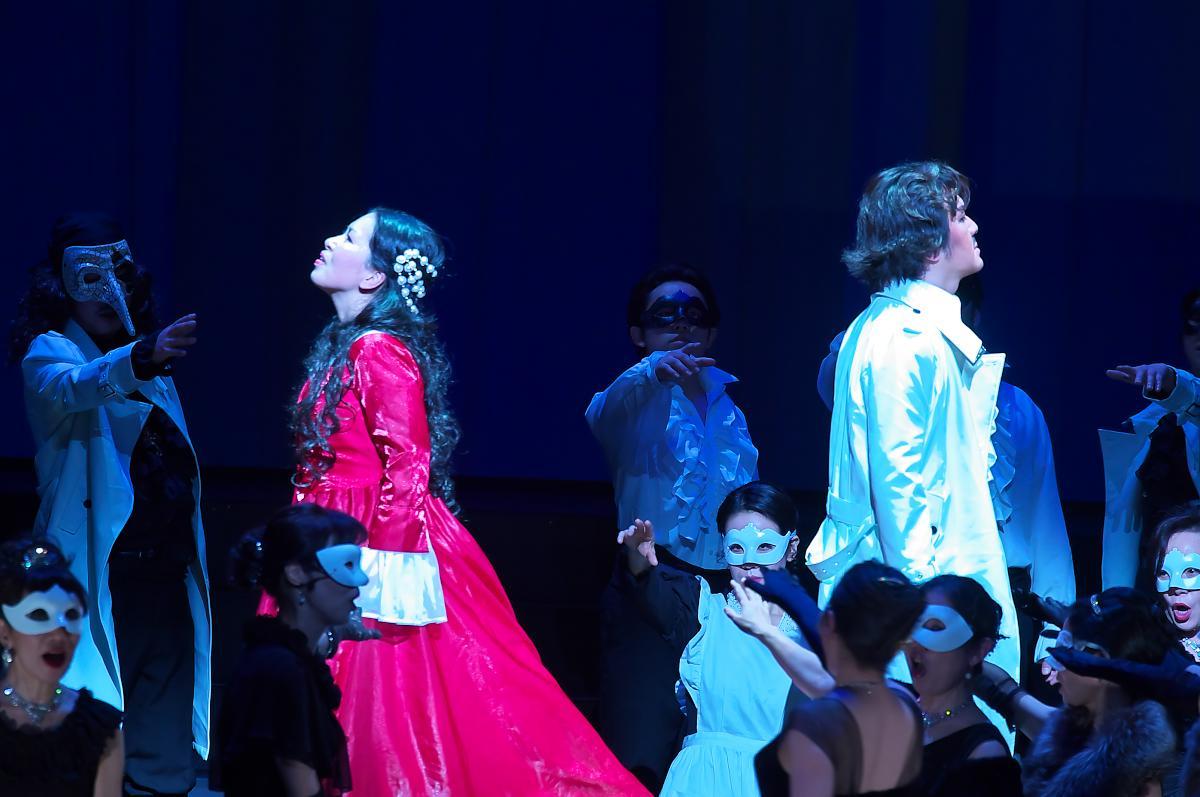 許されざる恋に燃え尽きた若い2人———CITTADINO歌劇団第16期生公演《ロメオとジュリエット》