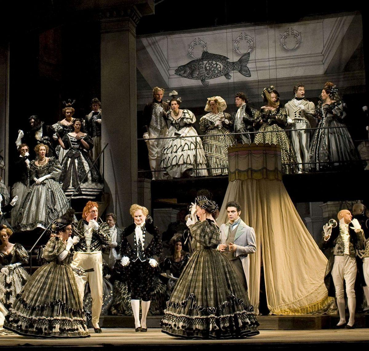 美しい舞台に粒ぞろいのキャストで最終上演!長く愛され続けてきた看板演目の見事なフィナーレ―――英国ロイヤル・オペラ・ハウス シネマシーズン「ホフマン物語」