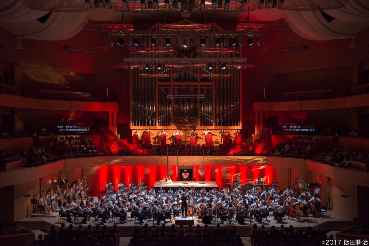 ワーグナー芸術に魅せられる「祝祭」の場―愛知祝祭管弦楽団「ワルキューレ」