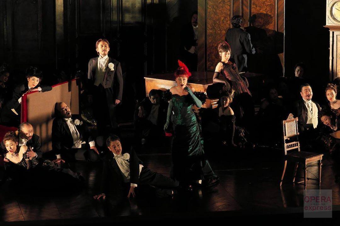 ねたバレ注意! 東京二期会オペラ劇場《こうもり》は、最高の喜劇だけど、ちょっぴり悲しい!?