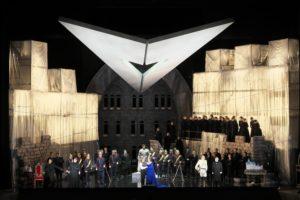 【公演情報】Camerata Project ⼩劇場オペラ《出雲阿国》千葉公演―4⽉7⽇(土)17:30 運河水辺公園 野外ステージ